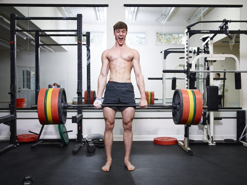 The 17 Year Old Who Can Out Lift The Rock Dollar Shave Club