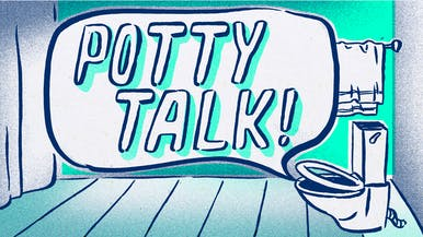 Potty Talk: Can You Add a Spoiler?