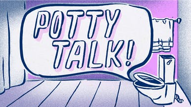 Potty Talk: A Style We Can Get Behind
