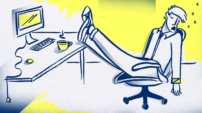 Why Don't We Get to Take Nap Breaks at Work?