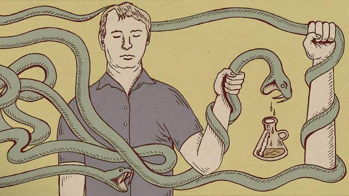 I've Been Bitten by Australia's Deadliest Snakes—for My Job