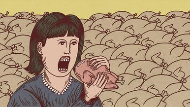 I've Eaten More Turkey in a Sitting Than Any Other Woman on Earth