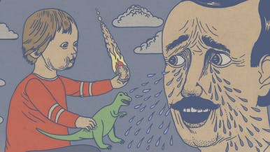 Why the Internet Is Obsessed With Watching Dads Cry