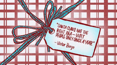 10 Quotes To Get You Through Another Christmas Season