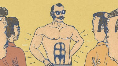 When Did Six-Packs Become Beautiful?