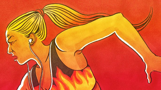 Should We Be Worried About Exercising While Angry?