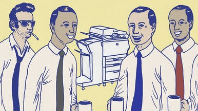 Why Companies Should Embrace Their Office Misfits