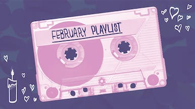 "February ""Sensual Slow Jams"" Playlist"
