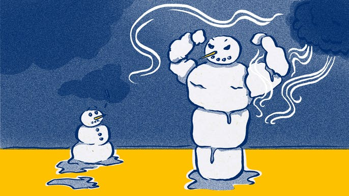 The Weather Outside Is...Helpful? Here's How the Cold Is Good for You