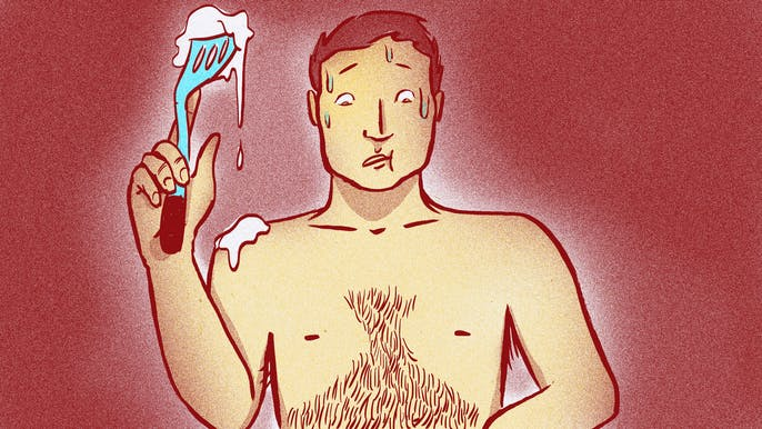 Can You Use Hair Removal Cream for Manscaping?