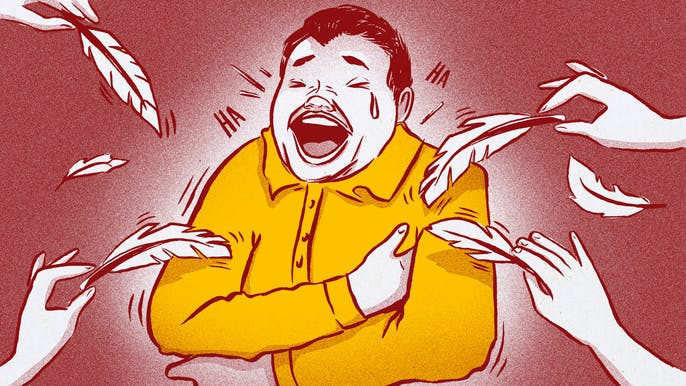 Why the Heck Are We Ticklish, Anyway?