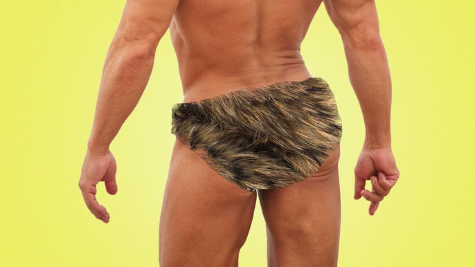 The Best Ways to Tame a Hairy Butt