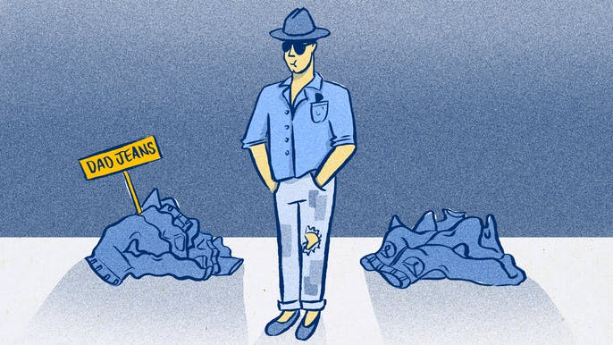 Goodbye Dad Jeans: How Do I Wear Denim the Right Way?