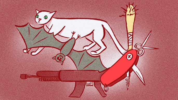The Weirdest Weapons Ever Invented