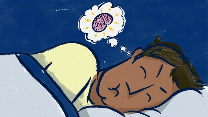 What Does It Mean to Be Too Tired To Sleep?