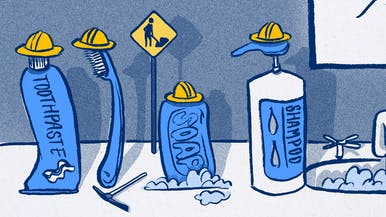 How Does Every Product In Your Bathroom Actually Work?