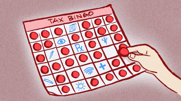 Here's How All Your Federal Income Tax Dollars Really Get Spent