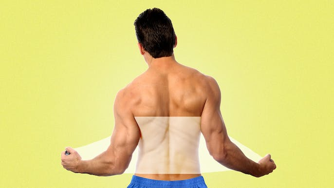 How to Put Suntan Lotion on Your OwnBack