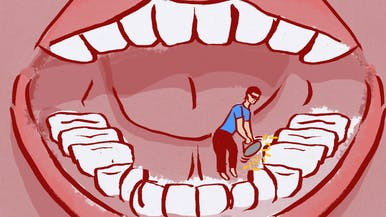 Stress Is Grinding down Our Teeth to the Gums