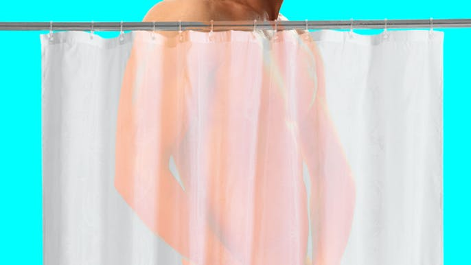 Why Does My Shower Curtain Keep Trying to Hug Me?