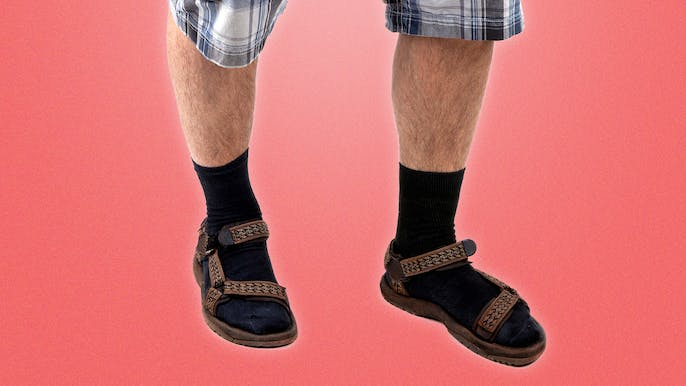 What Kind of Socks Do I Wear With Shorts?