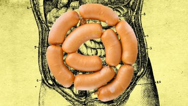 Your Colon Is Not Really Full of 3-Year-Old Encased Meats