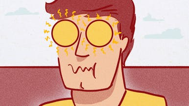 Not Wearing Sunglasses Can Lead to Sunburned Eyeballs (No, Really)