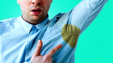 Here's Why You Get Pit Stains (And How to Get Rid of Them)