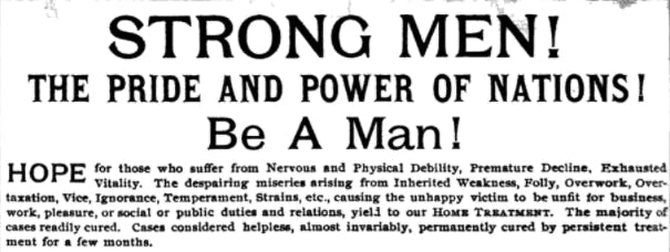 'McBride's Magazine,' 1890