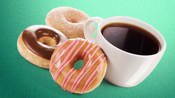 How Did Doughnuts Become a Breakfast Food?
