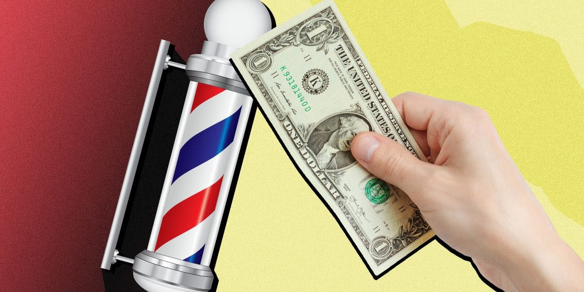 How Much To Tip For Mens Haircuts Dollar Shave Club