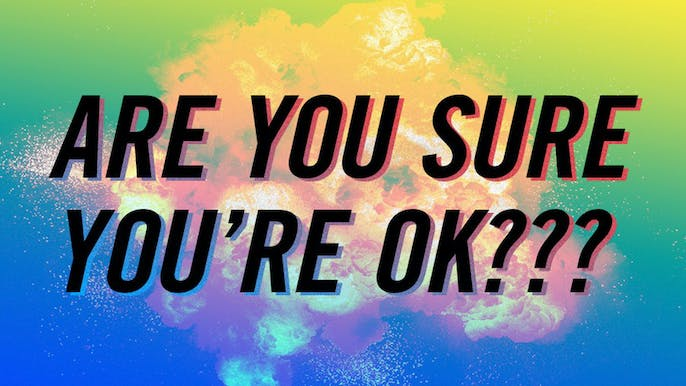 Why Someone Asking Whether You're in a Bad Mood Puts You in the Worst Mood Ever
