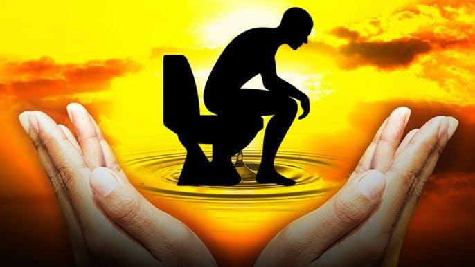 In Praise of Sitting While You Pee