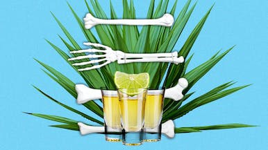 For Strong Bones, Drink Tequila (Kinda, Not Really)