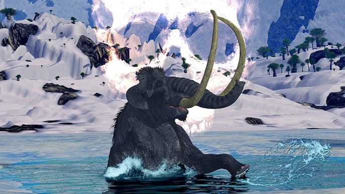 Woolly Mammoths Were the First Males Who'd Rather Die Than Ask for Directions