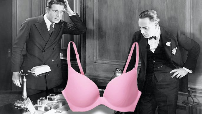 What Guys Don't Get About Bras