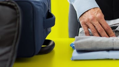 The Absolute Best Way to Pack Your Suitcase to Avoid Wrinkles