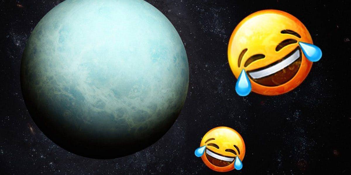 From Your Anus To Urine Us The Rebranding Of Uranus