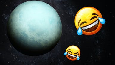 From 'Your-Anus' to 'Urine-us': The Rebranding of Uranus