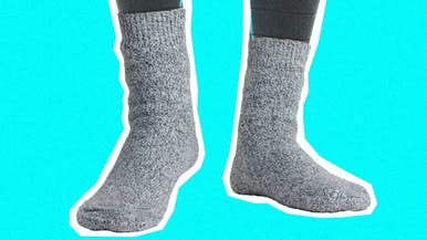Is There Any Point to Wearing Two Pairs of Socks?