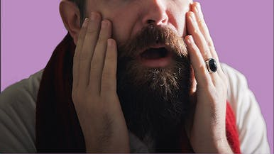 How to Take Care of Your Face Under That Majestic Beard