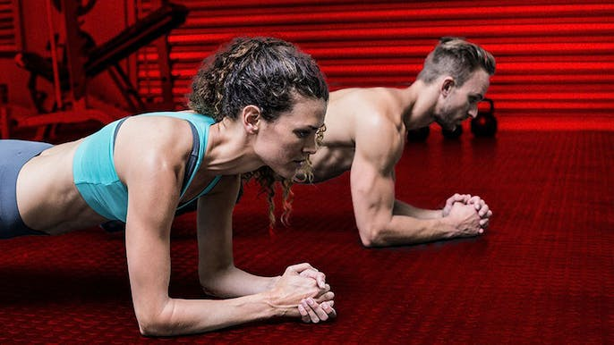 How to Make Working Out as a Couple Work Out
