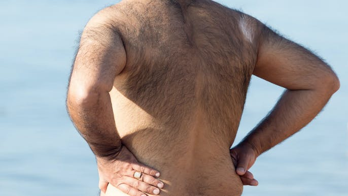 Are Men Getting Less Hairy As Time Goes On?