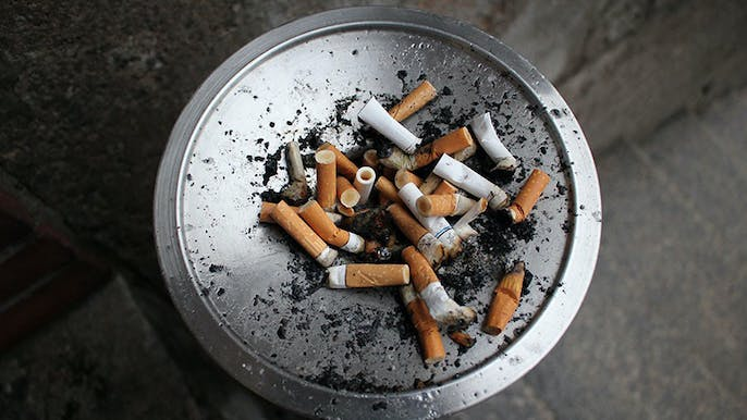 It's Not Even Safe to Smoke One Cigarette a Day