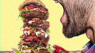 The Self-Destructive Psychology of 'Dude Food'