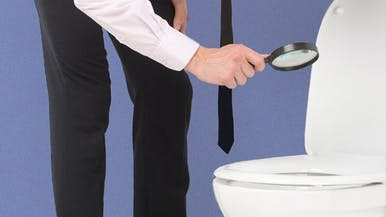 Five Things Your Poo Is Telling You (From the Guy Who Wrote the Book on It)
