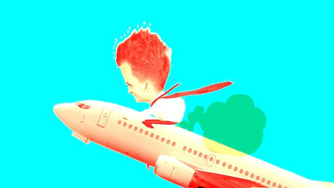 Everything That Happens to Your Body on an Airplane