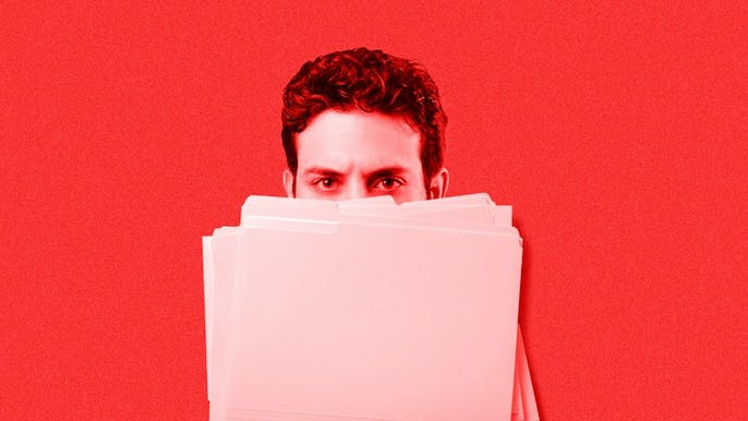 No, Keeping a File on Your Coworkers Isn't Psychotic
