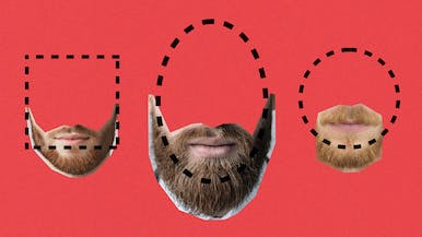 Beard Matchmaker: The Best Facial Hair for Your Face Shape