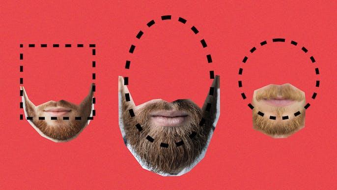 Beard Matchmaker: The Best Facial Hair for Your Face Shape
